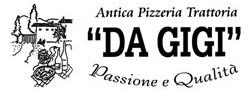 """Antica Pizzeria Trattoria """"DA GIGI"""" Logo"""